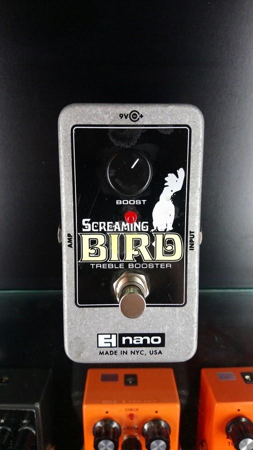 photo electro harmonix screaming bird electro harmonix screaming bird 88769 2042432. Black Bedroom Furniture Sets. Home Design Ideas