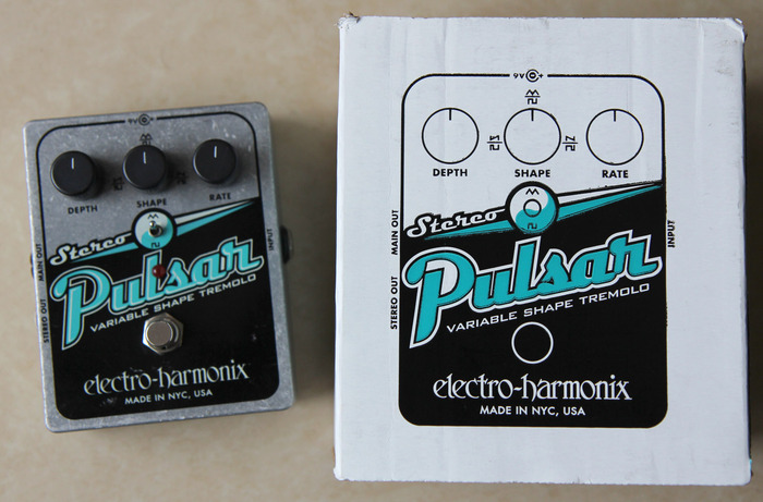 electro harmonix stereo pulsar image 500120 audiofanzine. Black Bedroom Furniture Sets. Home Design Ideas