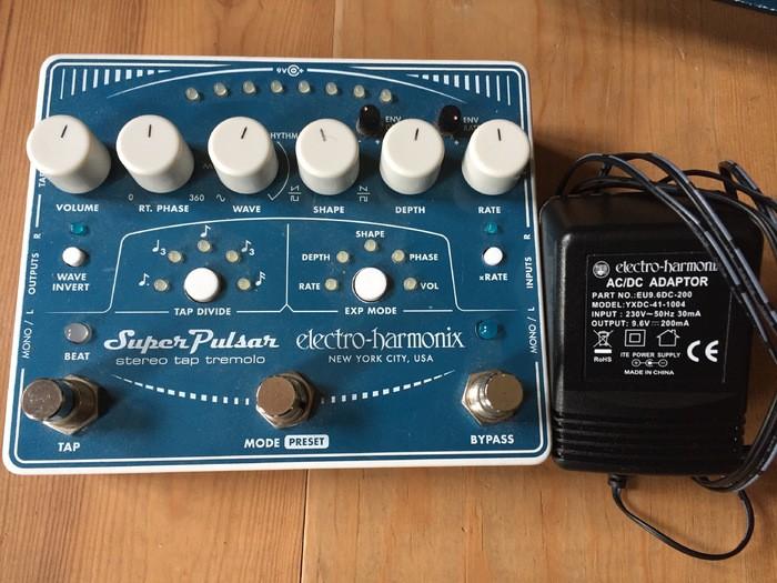 Electro-Harmonix Super Pulsar (37385)