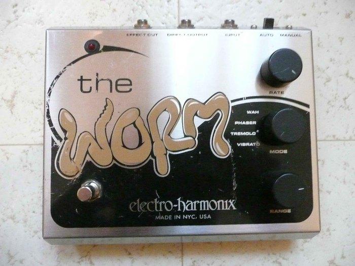Electro-Harmonix Worm gilthoniel images