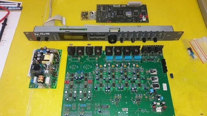 Electro-Voice PROCESSEUR DX38 (37718)
