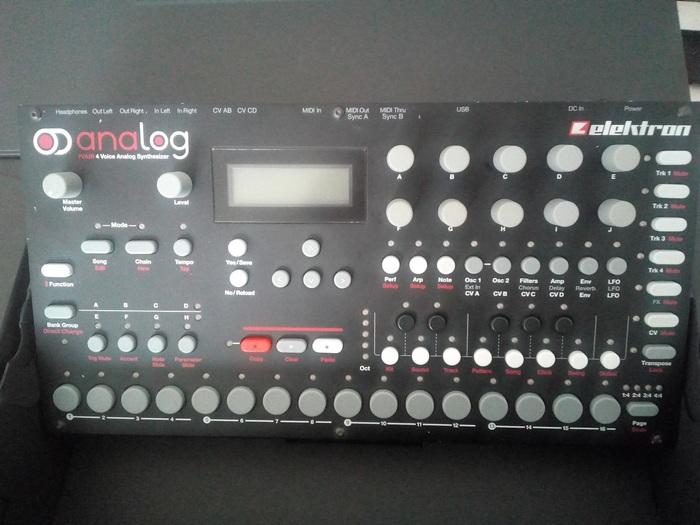 Elektron Analog Four (7110)