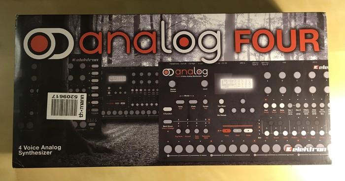 Elektron Analog Four (8018)