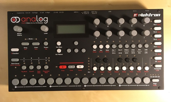Elektron Analog Four (69063)