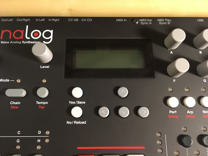 Elektron Analog Four (72420)