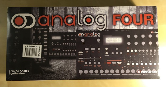 Elektron Analog Four (8653)