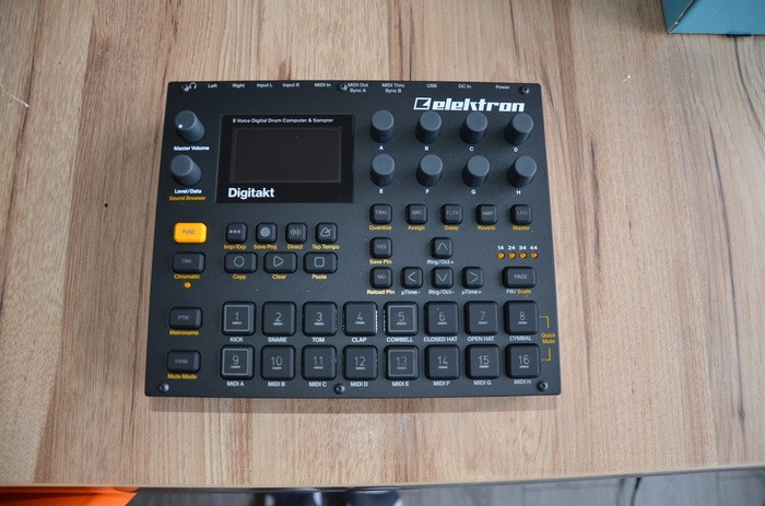Elektron Digitakt (8584)