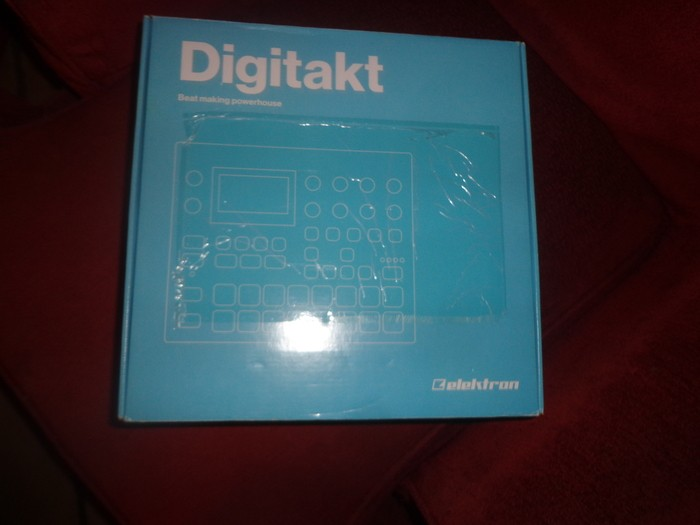 Elektron Digitakt (28428)