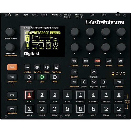 Elektron Digitakt (5780)