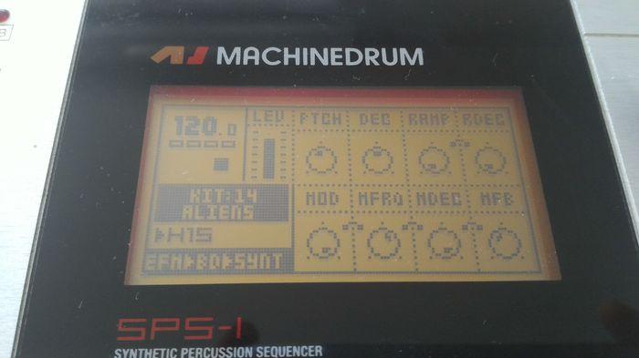 Elektron Machinedrum SPS-1 yoyz2k images