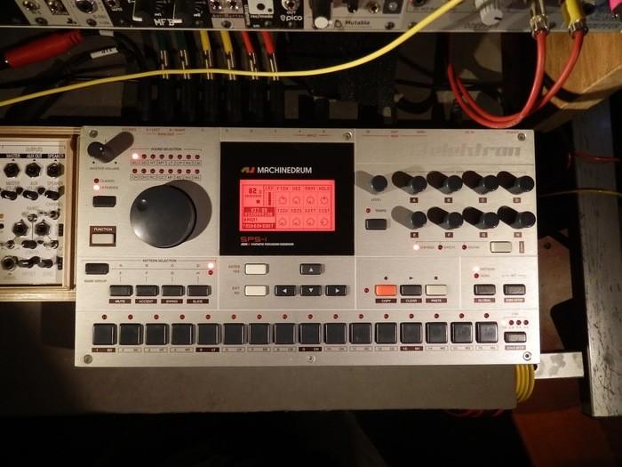 Elektron Machinedrum SPS-1 MKII (34519)
