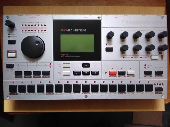 Elektron Machinedrum SPS-1 MKII (38313)