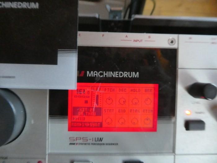 Elektron Machinedrum SPS-1UW MKII (137)