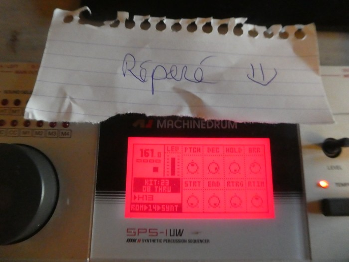 Elektron Machinedrum SPS-1UW MKII (42802)