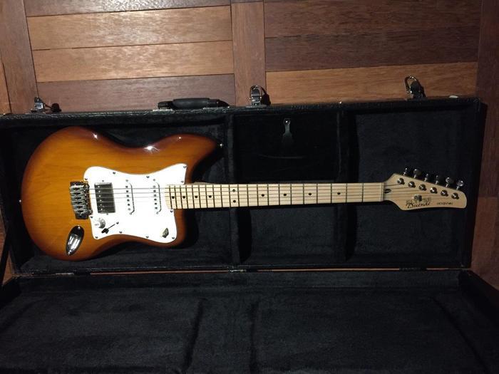 Elypse Guitars Duende Original - Tobacco Sunburst (68408)
