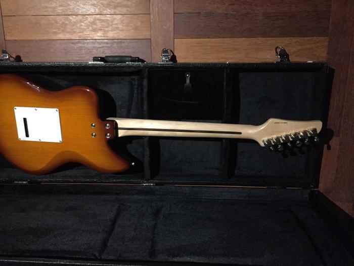 Elypse Guitars Duende Original - Tobacco Sunburst (71696)