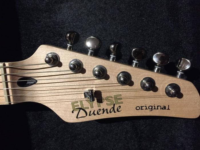 Elypse Guitars Duende Original - Tobacco Sunburst (91880)