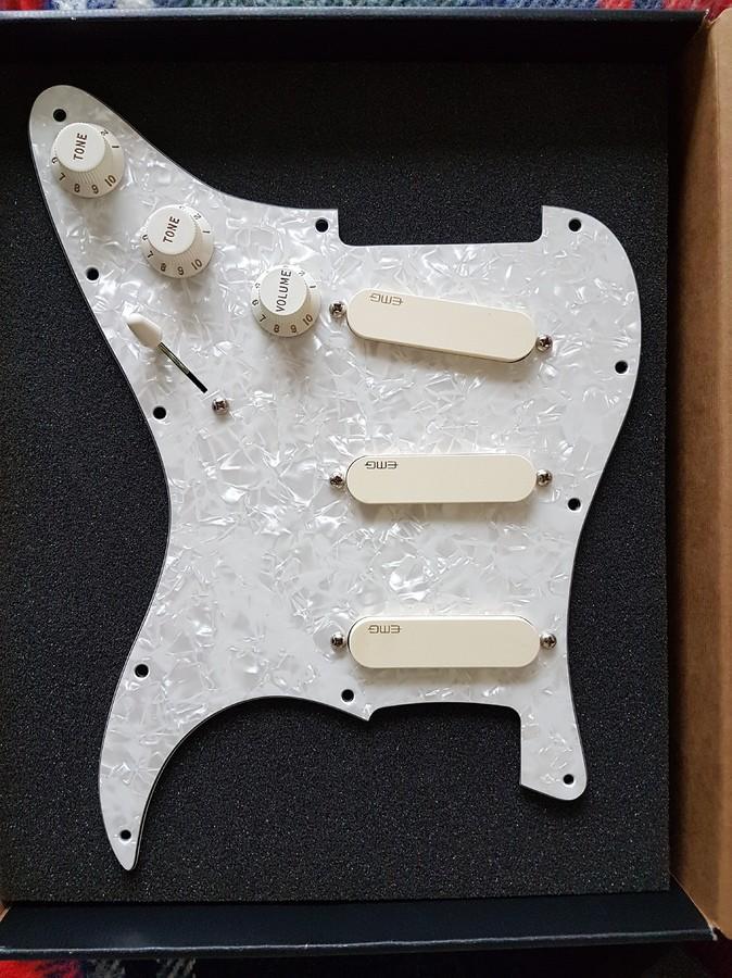 EMG DG20 David Gilmour (40171)