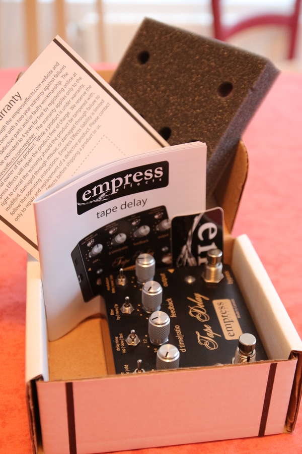 Empress Effects Tape Delay 639pierre images