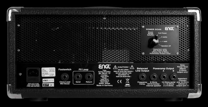 ENGL E315 Gigmaster 15 Head (9837)
