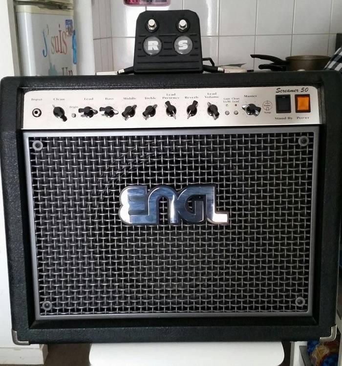 ENGL E330 Screamer 50 Combo (79727)