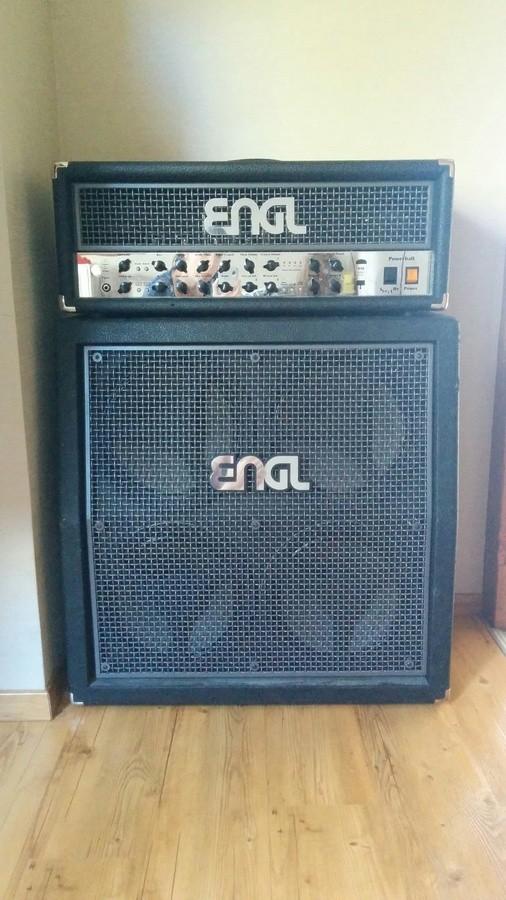 ENGL E645 PowerBall Head (8359)