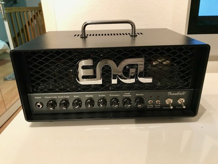 ENGL E606 Ironball TV (4644)
