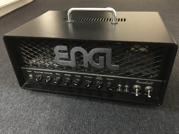 ENGL E606 Ironball TV (21433)