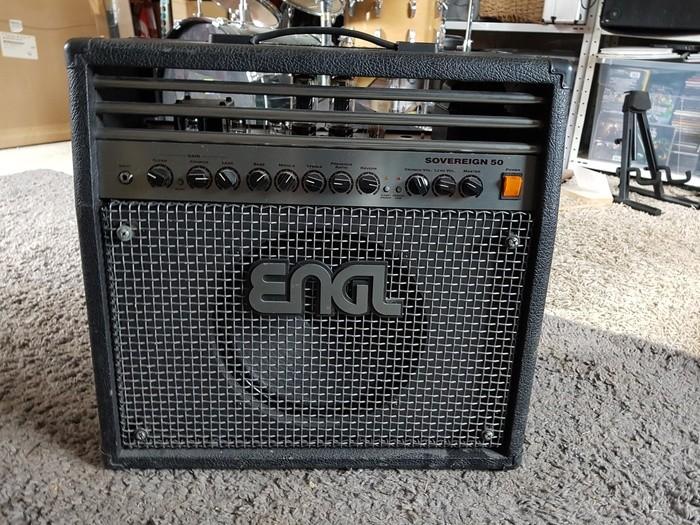ENGL E730 Sovereign 50 Combo (44540)