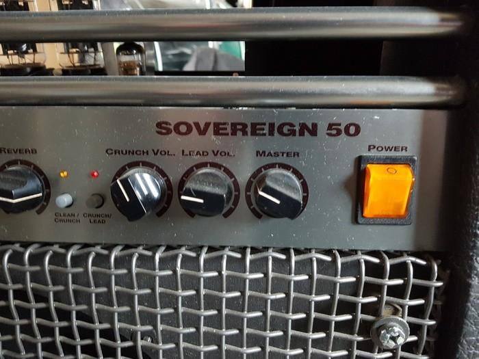 ENGL E730 Sovereign 50 Combo (72567)
