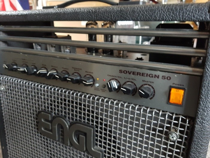ENGL E730 Sovereign 50 Combo (91014)