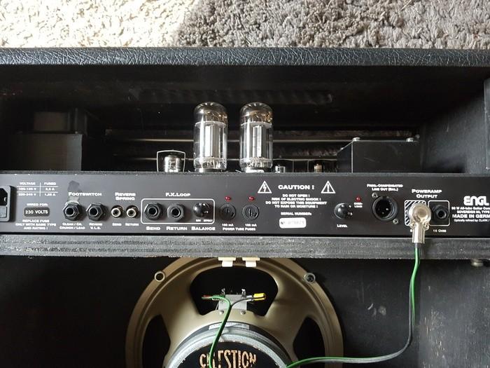 ENGL E730 Sovereign 50 Combo (19992)