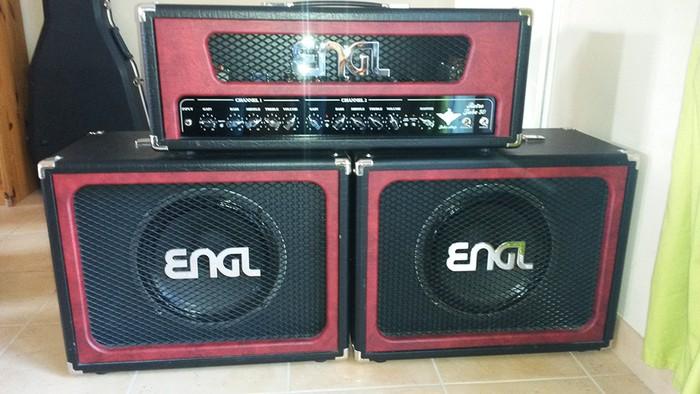 ENGL E112R 1x12 Retro Cabinet (79512)