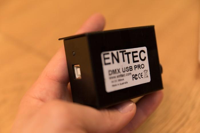 Enttec DMX USB Pro Interface (69217)