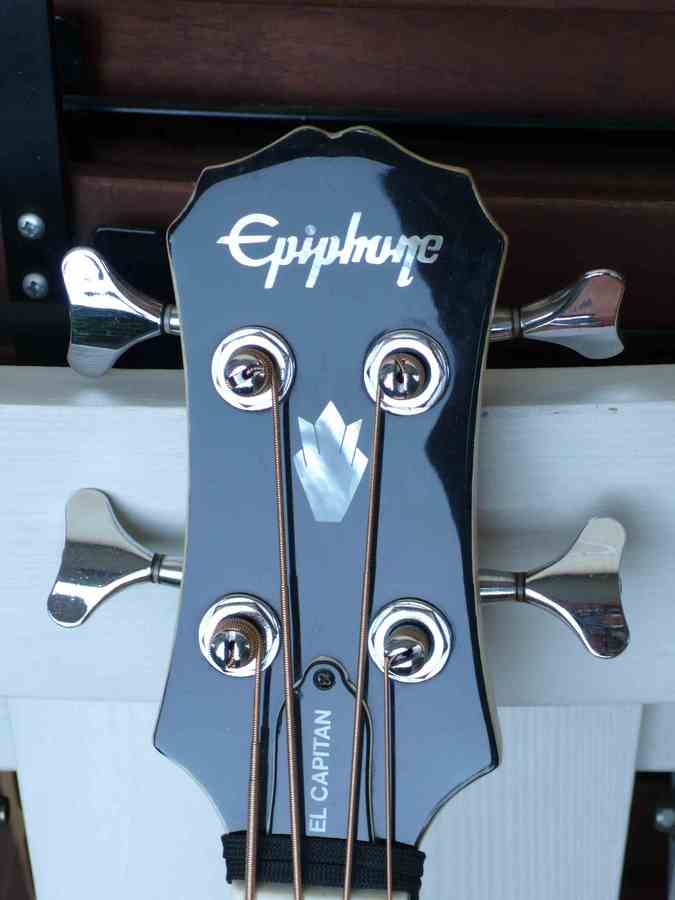 Epiphone El Capitan - Natural franck_courtonne images