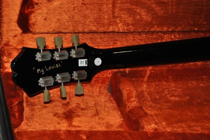 Epiphone es339 pro customisée 5