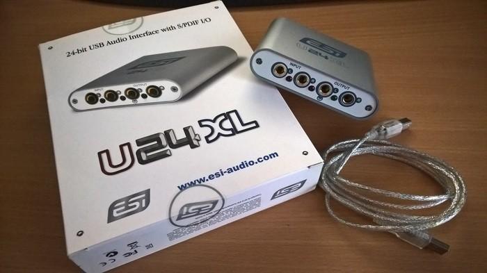 ESI U 24 XL (17324)