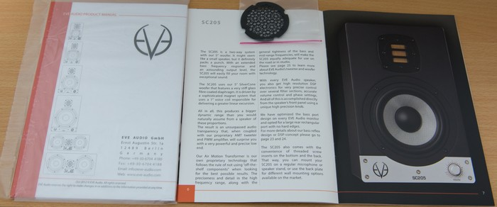 Eve Audio SC205 (8271)