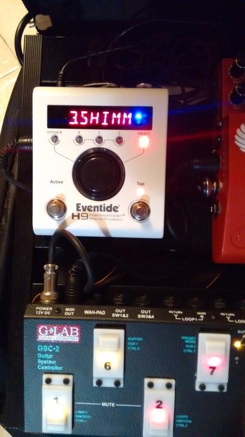 Eventide H9 Harmonizer (86023)