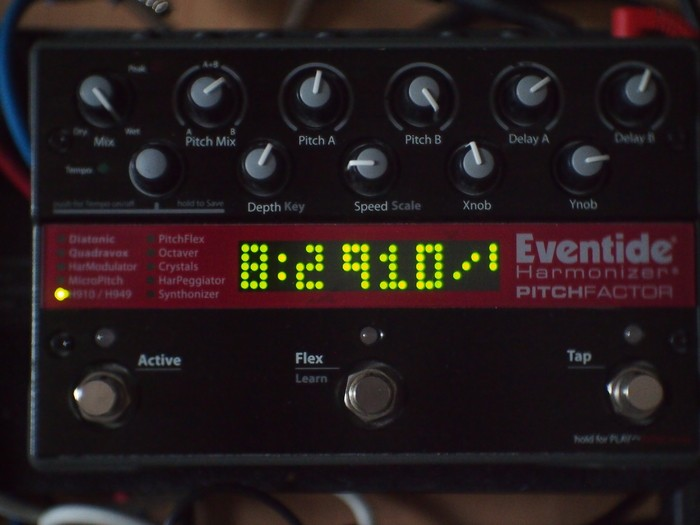 Eventide PitchFactor (33794)