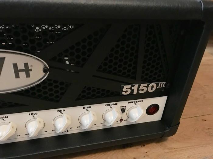 EVH 5150 III 50W - Black (21062)