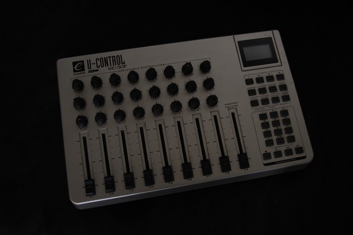 Evolution UC-33