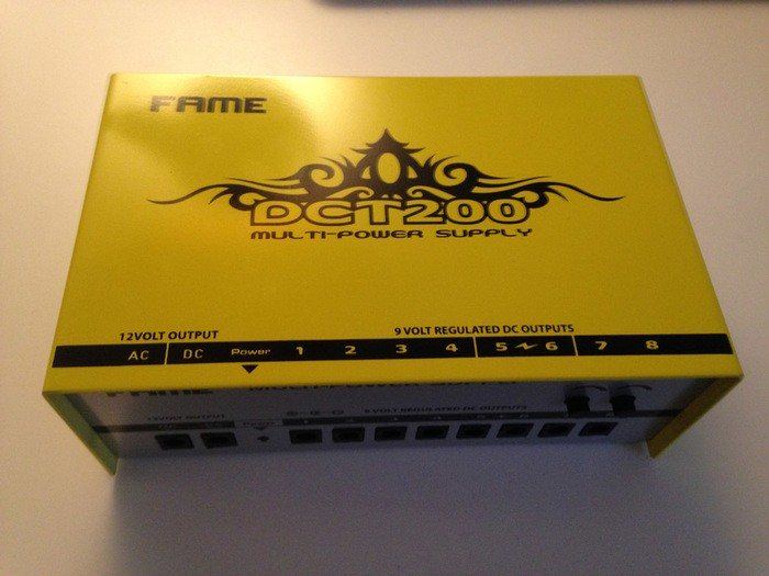 Fame DCT-200 Multi-Power Supply (31384)