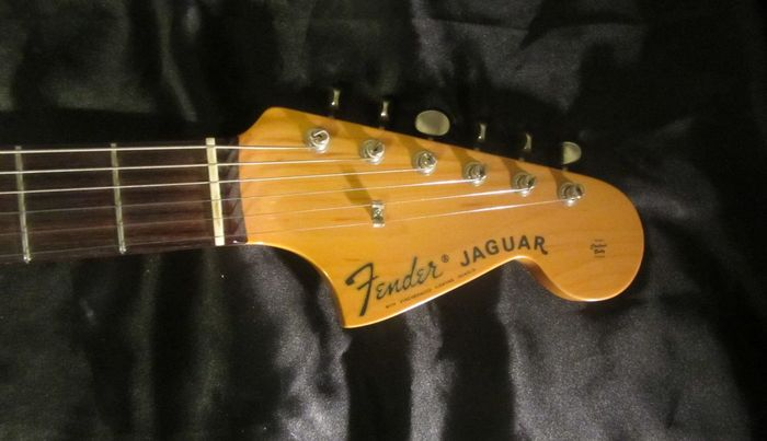 Fender '62 Jaguar Japan Reissue hickok533 images