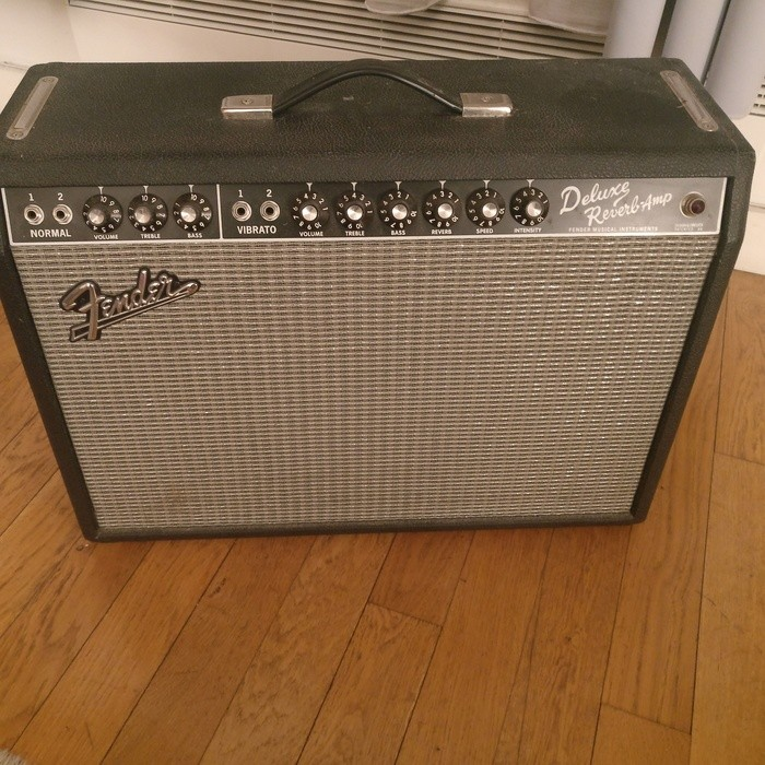 Fender '65 Deluxe Reverb [1993-Current] (89949)