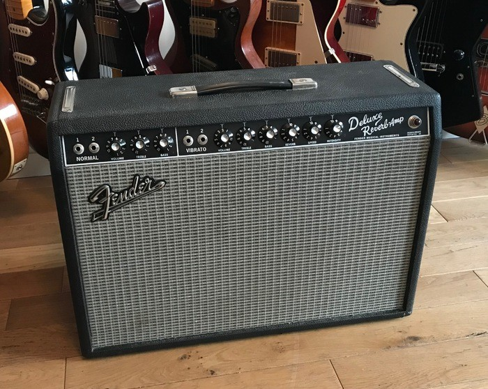 Fender '65 Deluxe Reverb [1993-Current] (66258)