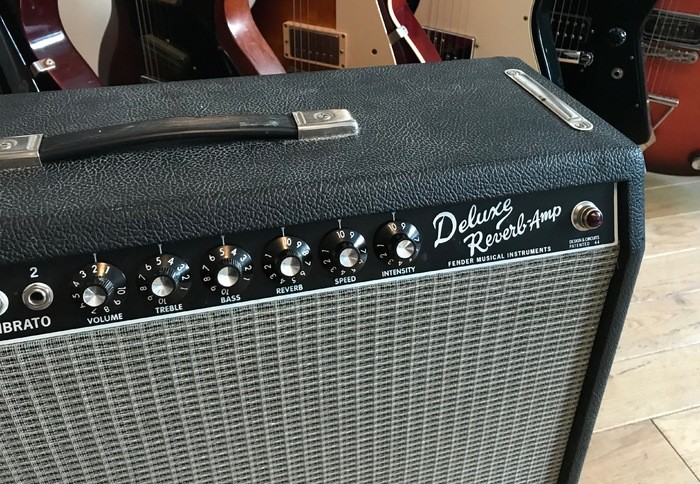 Fender '65 Deluxe Reverb [1993-Current] (48542)