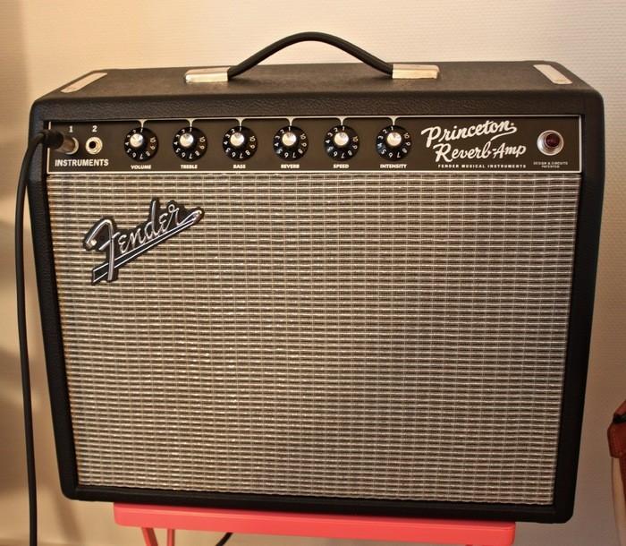 Fender '65 Princeton Reverb [2008-Current] (14847)