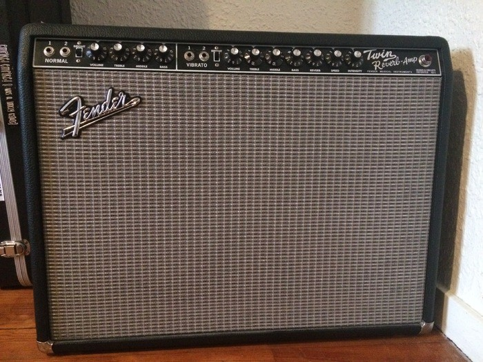 Fender '65 Twin Reverb [1992-Current] (55426)