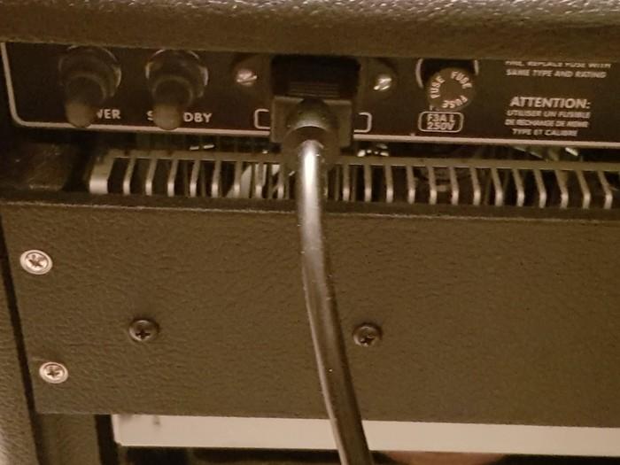 Fender '68 Custom Vibrolux Reverb (52564)